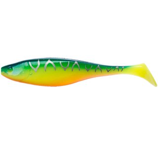 Narval Commander Shad Gummifisch 14cm Blue Back Tiger